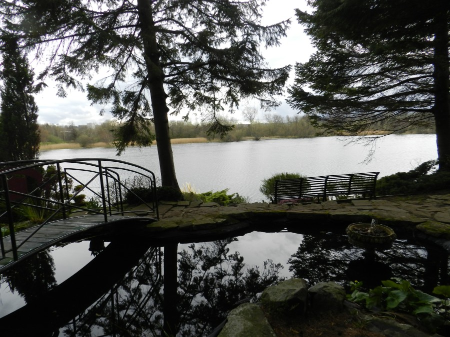 view towards loch